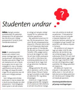 Studenten 1 2016